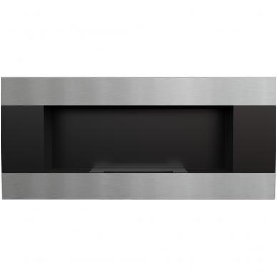 KRATKI DELTA 2 juodas horizontalus biožidinys 4