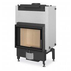 ROMOTOP DYNAMIC DW2M01 (66.50) 15kW židinio ugniakuras