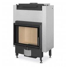 ROMOTOP DYNAMIC DW2M01P (66.50) 15kW židinio ugniakuras
