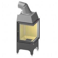 SPARTHERM MINI 2R/L plieninis židinio ugniakuras (su pasirinkimais)