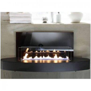SPARTHERM EBIOS - FIRE ELIPSE WALL MINI biožidinys (su pasirinkimais) 2