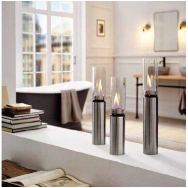 SPARTHERM LA VELA MIDI VI biožidinys - žvakė (su pasirinkimais) 3