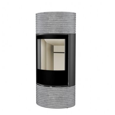 SPARTHERM SENSO L FASHION RLU krosnelė su betono apdaila